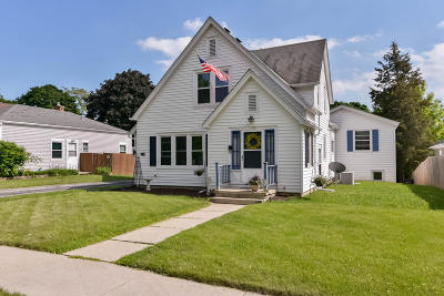 West Bend Single Family Home Active Contingent With Offer: 1053 Walnut St