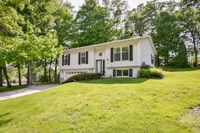 Slinger Single Family Home Active Contingent With Offer: 121 Parkway Dr