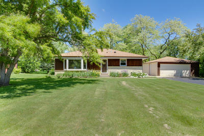 Franklin Single Family Home Active Contingent With Offer: 8104 W Hilltop Ln