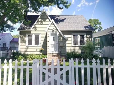Single Family Home Active Contingent With Offer: 2118 Charles St