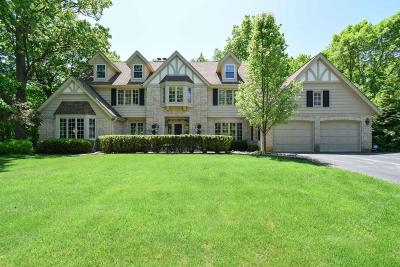 Milwaukee County Single Family Home Active Contingent With Offer: 101 W Ravine Baye Rd