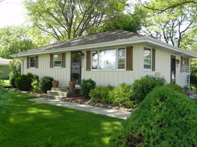 Franklin Single Family Home Active Contingent With Offer: 8026 W Elm Ct