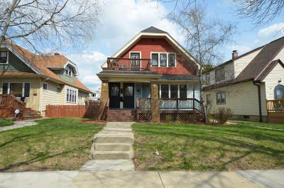 Milwaukee Two Family Home For Sale: 2736 N Sholes Ave #2738