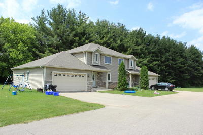 Racine County Condo/Townhouse For Sale: 307 Trail Of Pines Ln