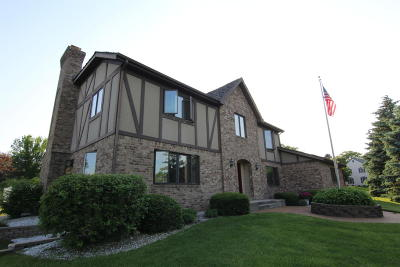 Brookfield Single Family Home For Sale: 16405 Twin Oaks Ct