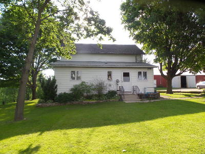 Kewaskum Single Family Home For Sale: 4991 Saint Killian Dr