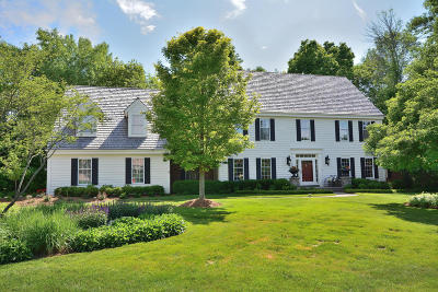 Brookfield Single Family Home For Sale: 21105 Bradford Ln