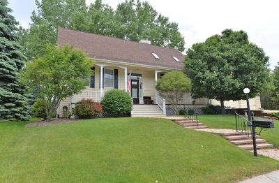 Racine Single Family Home Active Contingent With Offer: 3622 Canada Goose Xing