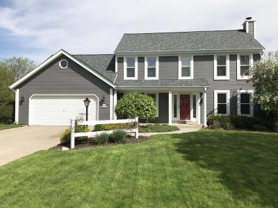 Germantown Single Family Home Active Contingent With Offer: N105w14620 Wilson Dr