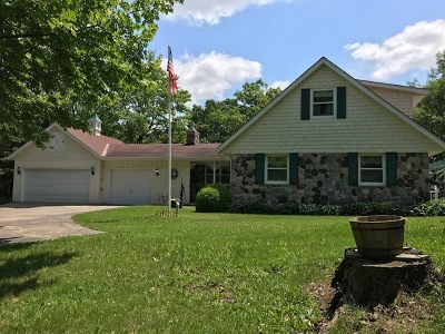 Johnson Creek Single Family Home Active Contingent With Offer: N7554 County Road A