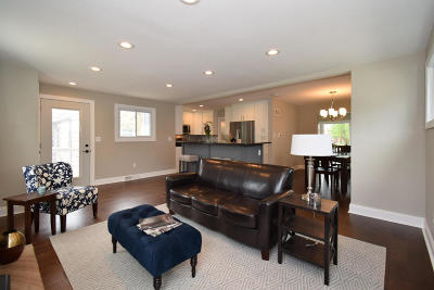 Whitefish Bay Single Family Home Active Contingent With Offer: 5656 N Lydell Ave
