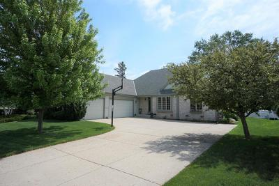 Pewaukee Single Family Home Active Contingent With Offer: W243n2792 Creekside Dr