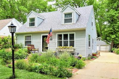Milwaukee County Single Family Home For Sale: 7475 N Lombardy Rd