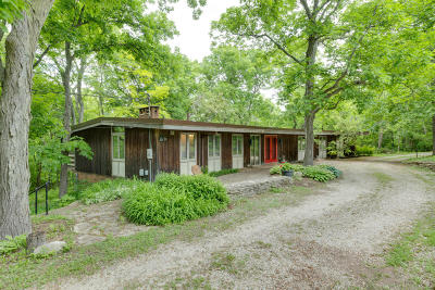 Waukesha Single Family Home Active Contingent With Offer: W250s6475 Center Dr