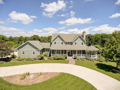 Washington County Single Family Home Active Contingent With Offer: 5144 Wildlife View Ct