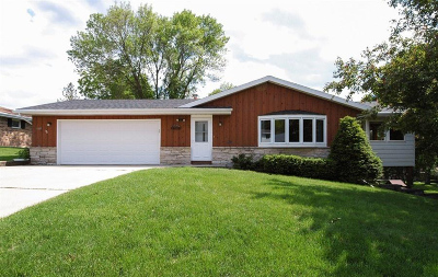 Mayville Single Family Home Active Contingent With Offer: 1109 Keith St