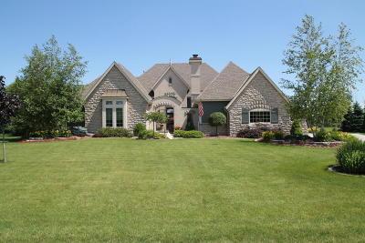Pewaukee Single Family Home For Sale: W39n23608 Grey Fox Ct