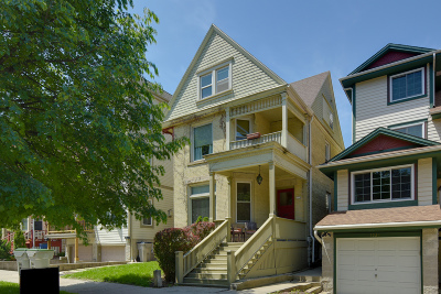 Milwaukee County Multi Family Home For Sale: 1519 N Marshall