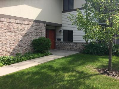 Glendale Condo/Townhouse Active Contingent With Offer: 500 W Bender Rd #80