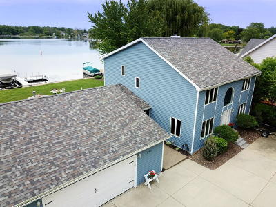 Kenosha County Single Family Home Active Contingent With Offer: 27301 95th St