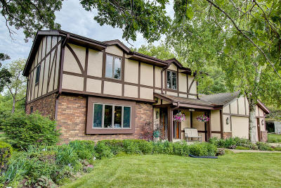 Muskego Single Family Home Active Contingent With Offer: W125s7524 Stratford Ct