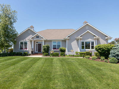 Pewaukee Single Family Home Active Contingent With Offer: N55w27202 Jessica Dr