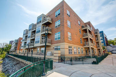 Milwaukee County Condo/Townhouse For Sale: 1915 N Water St #101