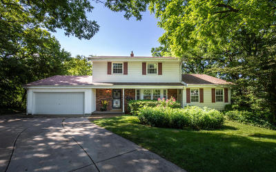 Waukesha WI Single Family Home For Sale: $299,900