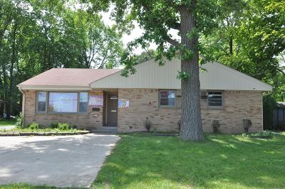 Greenfield Single Family Home For Sale: 7507 W Coldspring Rd