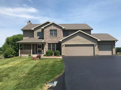 Fort Atkinson WI Single Family Home Active Contingent With Offer: $349,900