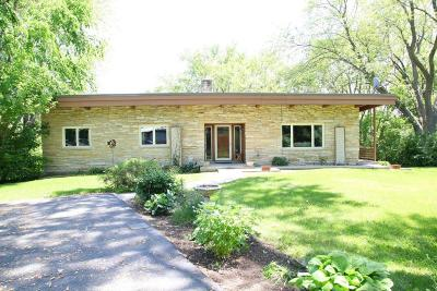 Ozaukee County Single Family Home Active Contingent With Offer: 1960 Hwy I