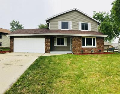 Oak Creek Single Family Home For Sale: 7520 S Manitowoc Ave