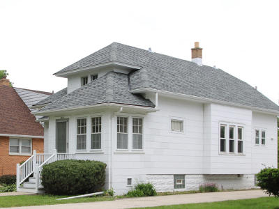 West Allis Single Family Home Active Contingent With Offer: 2416 S 68th St