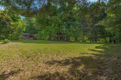 Jefferson County Single Family Home For Sale: W292 Lang Rd