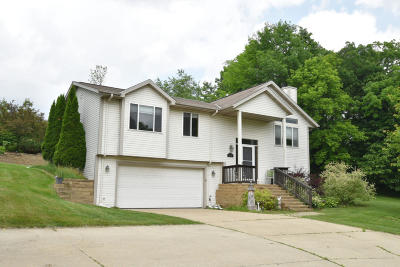 Slinger Single Family Home Active Contingent With Offer: 390 Kettle Moraine Dr N