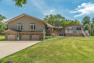Waukesha County Single Family Home For Sale: 38317 Sunset Dr