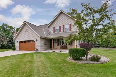 West Bend Single Family Home Active Contingent With Offer: 5165 Martha Dr
