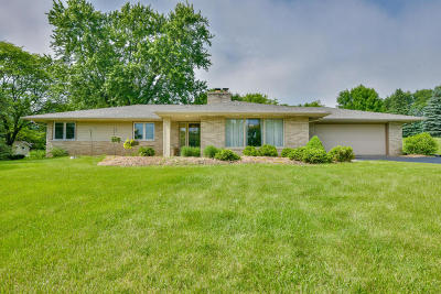 Brookfield Single Family Home For Sale: 16910 Fairview Ct