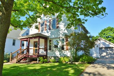Wauwatosa Single Family Home For Sale: 1524 N 70th St