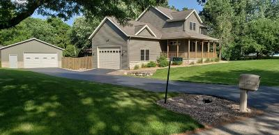 Jefferson County Single Family Home For Sale: N4220 Woodcrest Ln