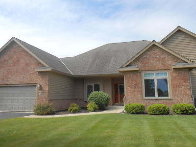 Ozaukee County Condo/Townhouse Active Contingent With Offer: 10743 N Essex Ct