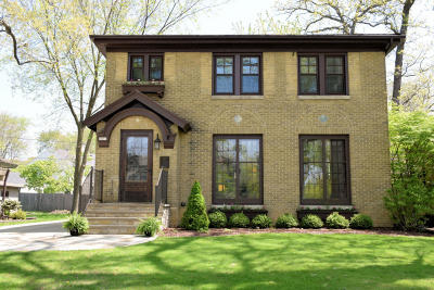 Milwaukee County Single Family Home Active Contingent With Offer: 5456 N Danbury Rd