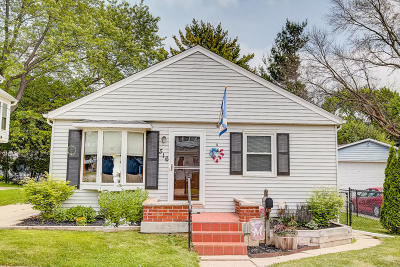 Washington County Single Family Home Active Contingent With Offer: 516 Third St