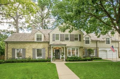 Milwaukee County Single Family Home For Sale: 6031 N Kent Ave