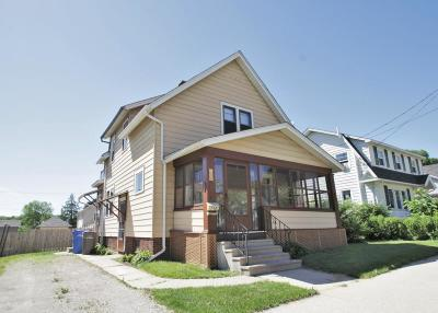 Jefferson County Single Family Home Active Contingent With Offer: 708 S Third St
