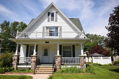 Mayville Single Family Home Active Contingent With Offer: 19 N Henninger St