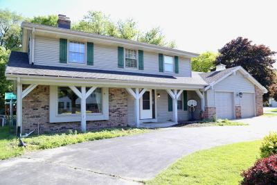 Glendale Single Family Home For Sale: 2621 W Acacia Rd