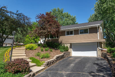 Brookfield Single Family Home Active Contingent With Offer: 3380 Mountain Dr