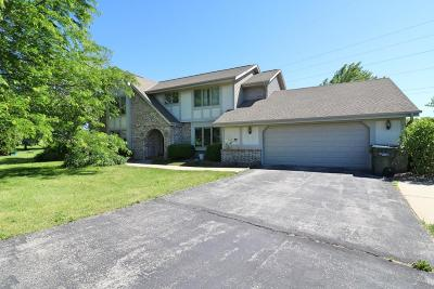 Waukesha Single Family Home Active Contingent With Offer: S48w23330 Merlin Ln