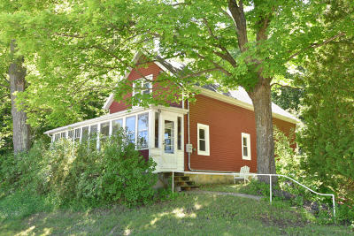 Campbellsport Single Family Home Active Contingent With Offer: 3288 N State Road 67